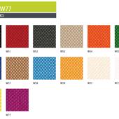 Barvna izbira W50-W77