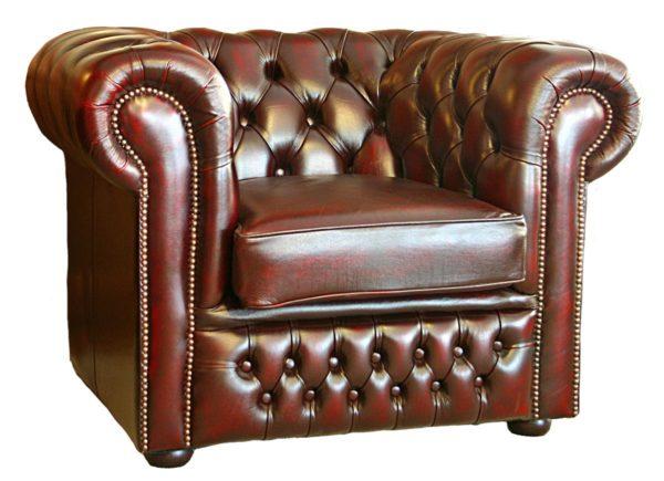 Chesterfield fotelj