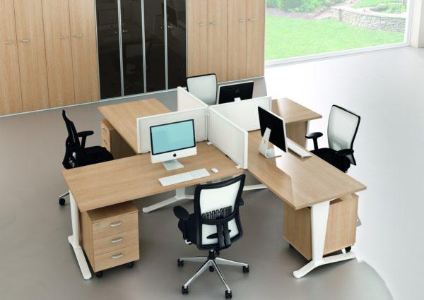 Pisarniško pohištvo – IDEA YPSILON